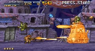 Screenshot Thumbnail / Media File 1 for Metal Slug X [NTSC-U]